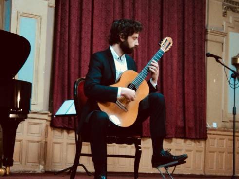 james audet classical guitarist