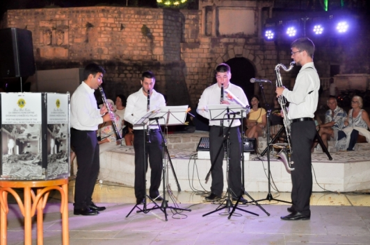 Zadar Clarinet Quartet