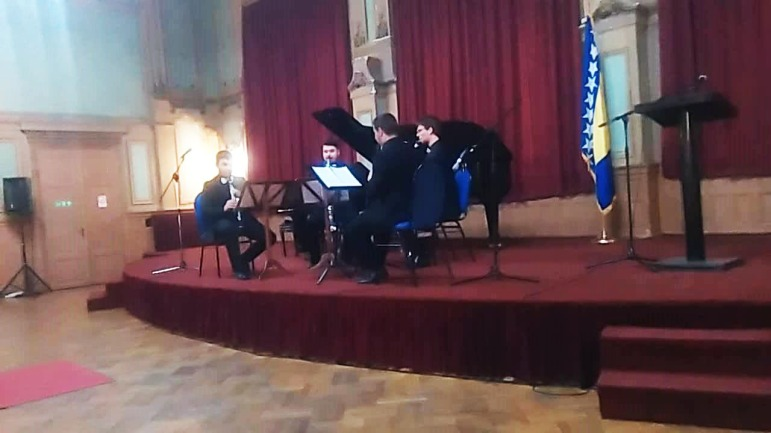 Zadar Clarinet Quartet