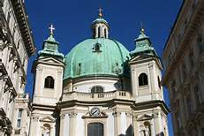 st peters church vienna imka