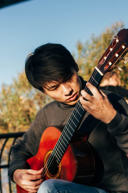 Chinnawat Themkumkwun Classical Guitarist