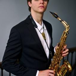 Jackson Gilliland saxophone