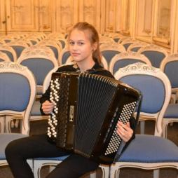 Wiktoria Wasiak Accordion