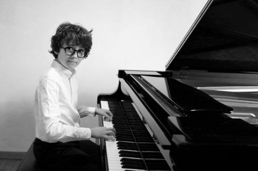 FILIPPO ALBERTO ROSSO Piano