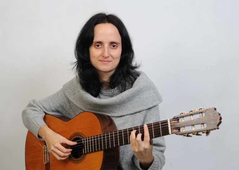 Vesela Hristozova ClassicalGuitar